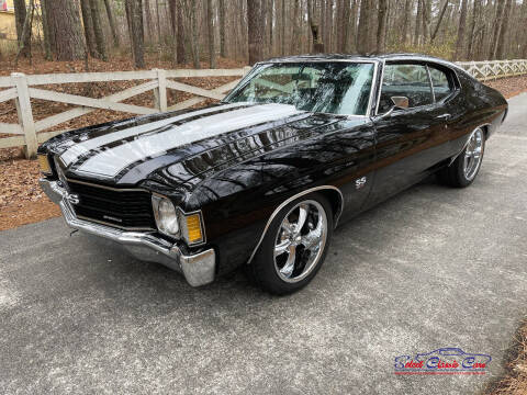 1972 Chevrolet Chevelle for sale at SelectClassicCars.com in Hiram GA