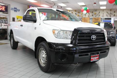 2007 Toyota Tundra for sale at Windy City Motors in Chicago IL
