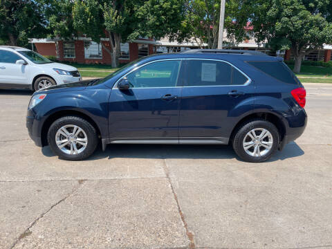 2015 Chevrolet Equinox for sale at Mulder Auto Tire and Lube in Orange City IA
