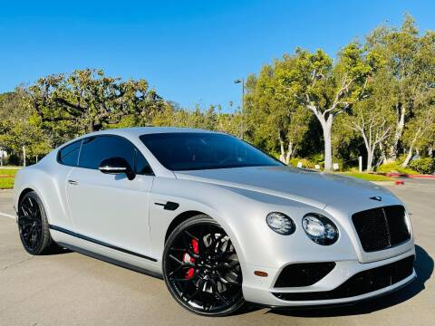 2016 Bentley Continental for sale at Automaxx Of San Diego in Spring Valley CA