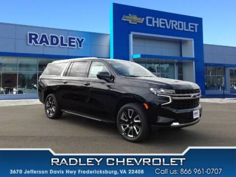 2021 Chevrolet Suburban for sale at Radley Cadillac in Fredericksburg VA