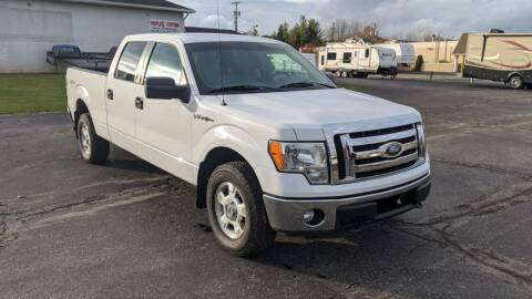 2011 Ford F-150 for sale at Newport Auto Group in Austintown OH