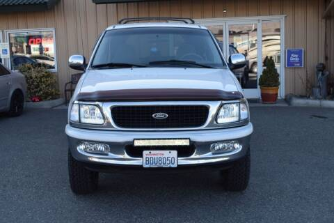 1998 Ford Expedition for sale at Global Elite Motors LLC in Wenatchee WA