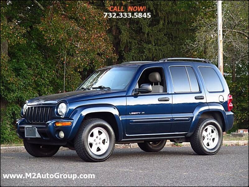 2002 Jeep Liberty for sale at M2 Auto Group Llc. EAST BRUNSWICK in East Brunswick NJ