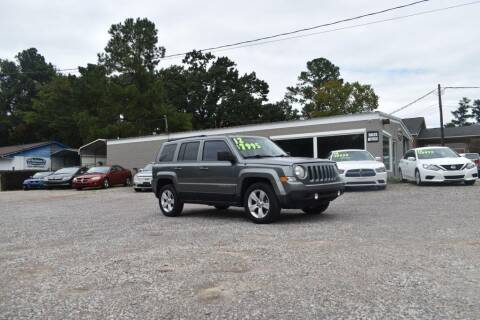 2012 Jeep Patriot for sale at Barrett Auto Sales in North Augusta SC