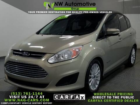 2016 Ford C-MAX Hybrid for sale at NW Automotive Group in Cincinnati OH