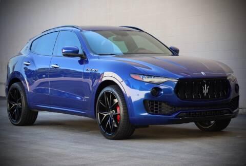 2018 Maserati Levante for sale at MS Motors in Portland OR