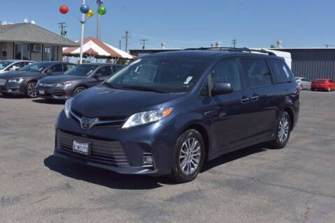 2019 Toyota Sienna for sale at Choice Motors in Merced CA
