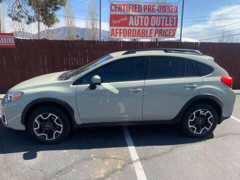 2016 Subaru Crosstrek for sale at Flagstaff Auto Outlet in Flagstaff AZ