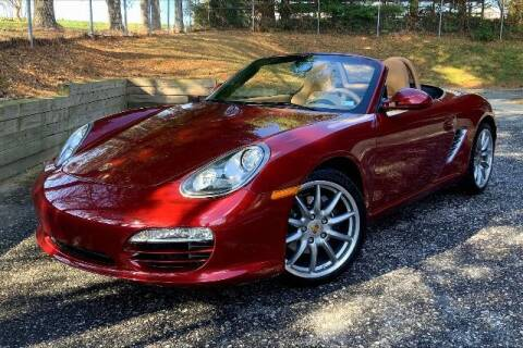 2010 Porsche Boxster for sale at TRUST AUTO in Sykesville MD
