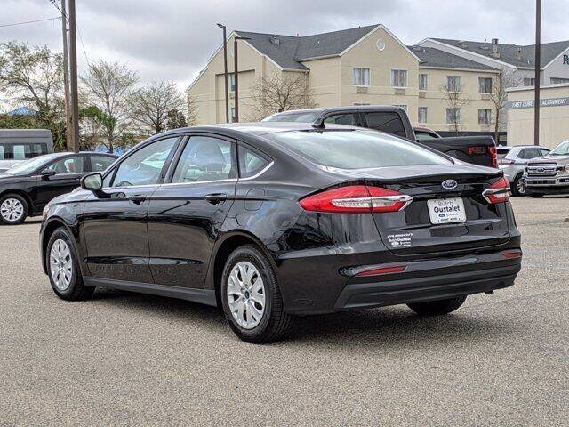 2020 Ford Fusion S 4dr Sedan - Gulfport MS