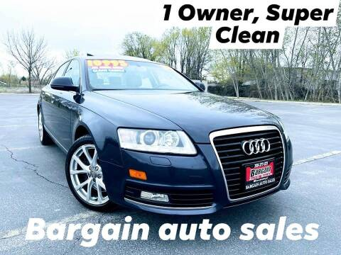 2009 Audi A6 for sale at Bargain Auto Sales LLC in Garden City ID