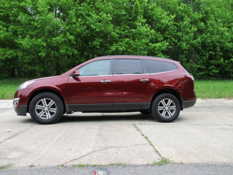 2016 Chevrolet Traverse for sale at A & P Automotive in Montgomery AL