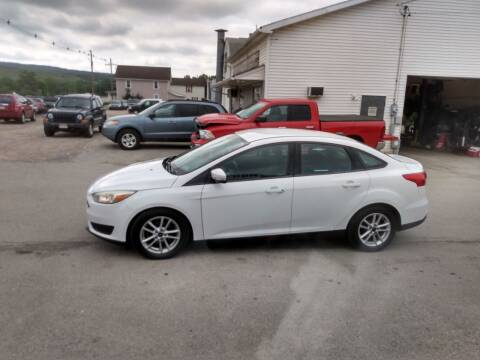 2016 Ford Focus for sale at ROUTE 119 AUTO SALES & SVC in Homer City PA