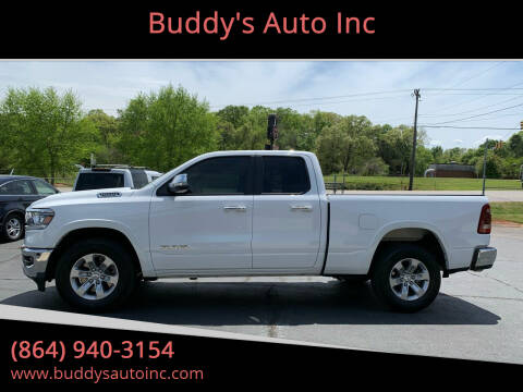 2020 RAM Ram Pickup 1500 for sale at Buddy's Auto Inc in Pendleton, SC