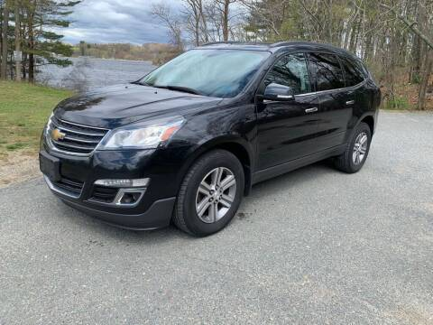 2015 Chevrolet Traverse for sale at Elite Pre-Owned Auto in Peabody MA