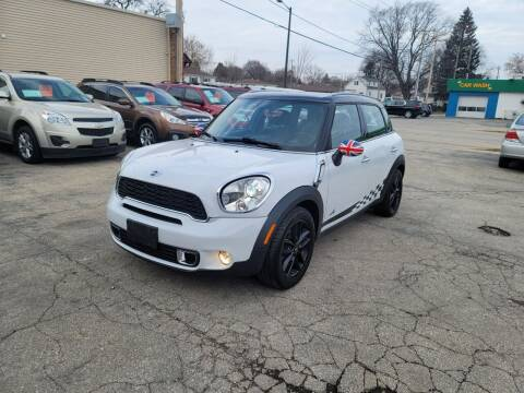 2011 MINI Cooper Countryman for sale at MOE MOTORS LLC in South Milwaukee WI