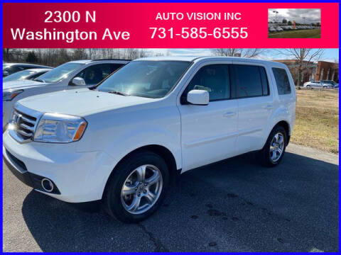 2015 Honda Pilot for sale at Auto Vision Inc. in Brownsville TN