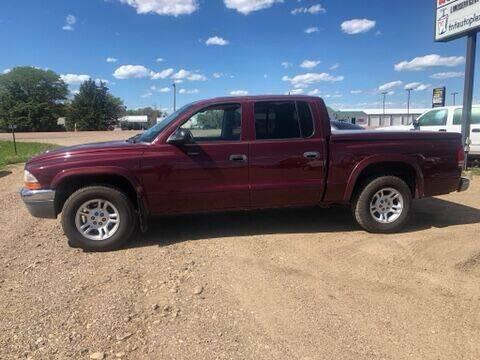 2003 Dodge Dakota for sale at TnT Auto Plex in Platte SD