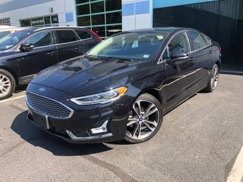 2019 Ford Fusion for sale at Best Auto Group in Chantilly VA