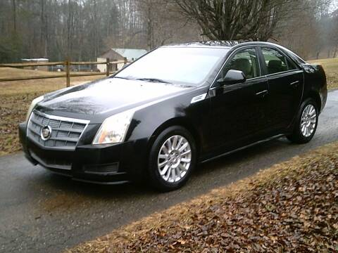 2010 Cadillac CTS for sale at C & S Automotive in Nebo NC