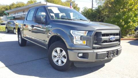 2015 Ford F-150 for sale at A & A IMPORTS OF TN in Madison TN