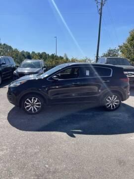 2017 Kia Sportage for sale at PHIL SMITH AUTOMOTIVE GROUP - Pinehurst Nissan Kia in Southern Pines NC