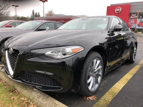 2021 Alfa Romeo Giulia for sale at Alfa Romeo & Fiat of Strongsville in Strongsville OH