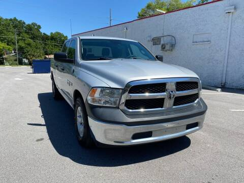 2018 RAM Ram Pickup 1500 for sale at LUXURY AUTO MALL in Tampa FL