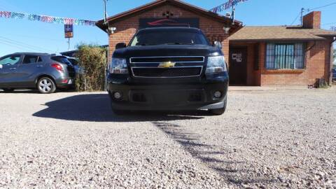 2013 Chevrolet Tahoe for sale at Auto Click in Tucson AZ