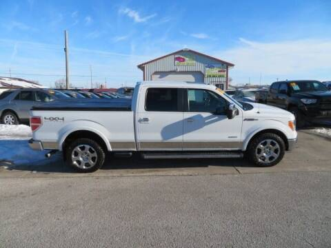 2012 Ford F-150 for sale at Jefferson St Motors in Waterloo IA