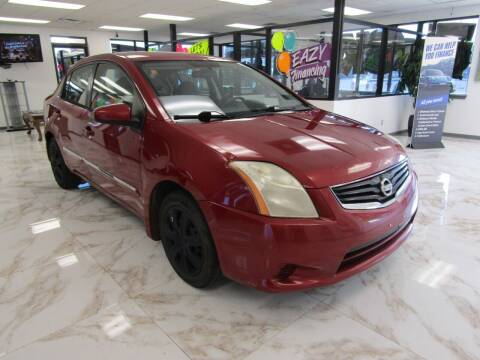 2011 Nissan Sentra for sale at Dealer One Auto Credit in Oklahoma City OK