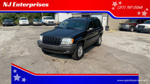 2000 Jeep Grand Cherokee for sale at NJ Enterprises in Indianapolis IN