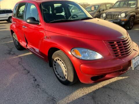 2005 Chrysler PT Cruiser for sale at Goleta Motors in Goleta CA