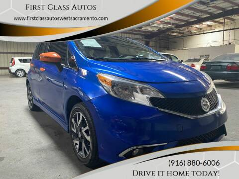 2015 Nissan Versa Note for sale at Car Source Center in West Sacramento CA