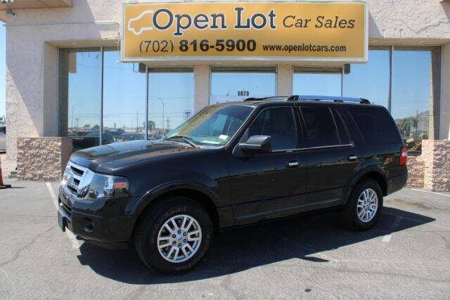 2012 Ford Expedition for sale in Las Vegas, NV