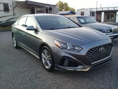 2018 Hyundai Sonata for sale at 1ST AUTO & MARINE in Apache Junction AZ