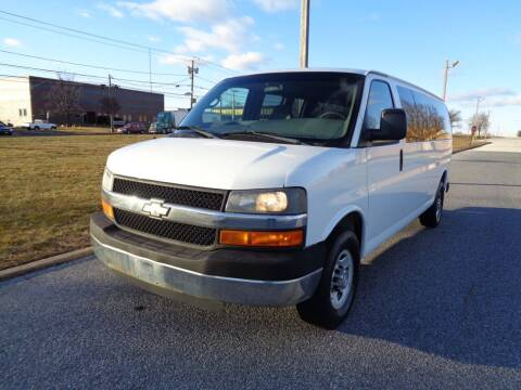 2009 Chevrolet Express Passenger for sale at Rt. 73 AutoMall in Palmyra NJ