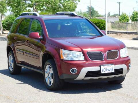 2008 Pontiac Torrent for sale at General Auto Sales Corp in Sacramento CA
