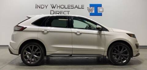 2015 Ford Edge for sale at Indy Wholesale Direct in Carmel IN