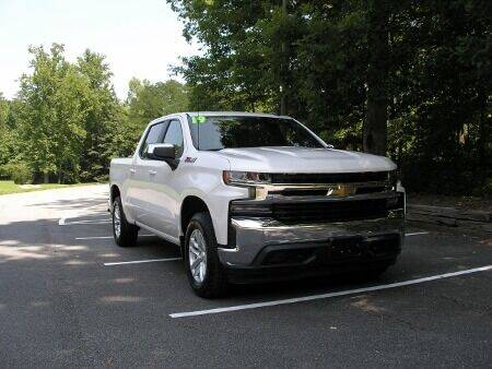 2019 Chevrolet Silverado 1500 for sale at RICH AUTOMOTIVE Inc in High Point NC