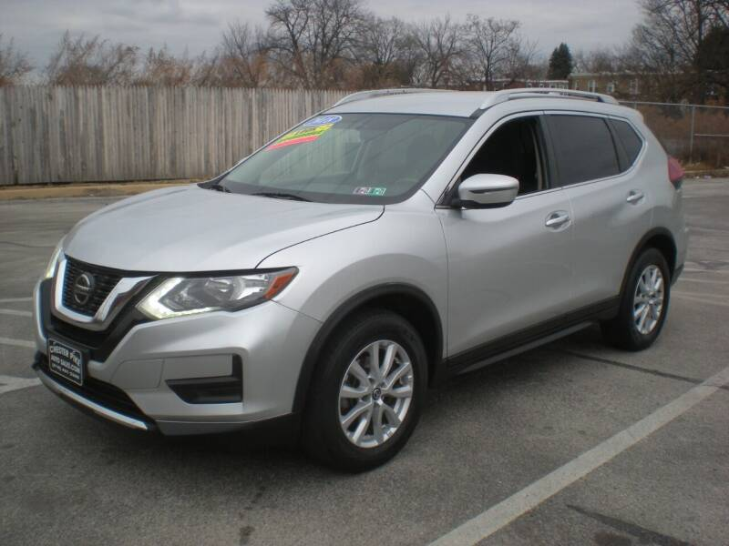 2018 Nissan Rogue for sale at 611 CAR CONNECTION in Hatboro PA