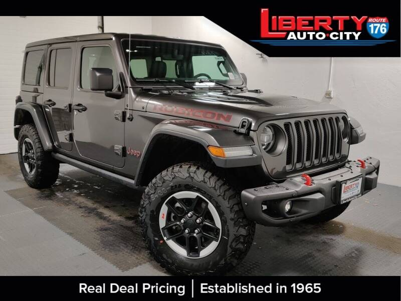 2020 Jeep Wrangler Unlimited for sale in Libertyville, IL