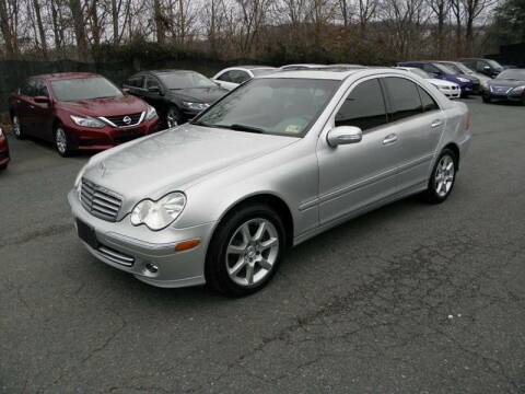 2007 Mercedes-Benz C-Class for sale at Dream Auto Group in Dumfries VA