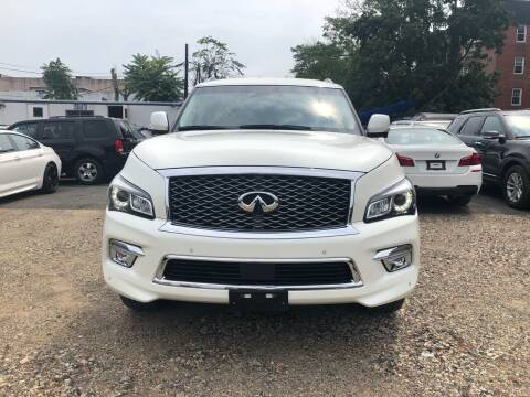 2016 Infiniti QX80 for sale at OFIER AUTO SALES in Freeport NY
