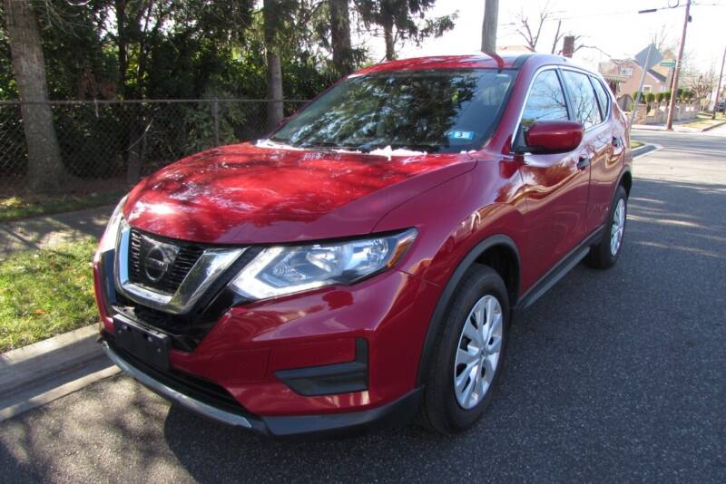 2017 Nissan Rogue for sale at First Choice Automobile in Uniondale NY