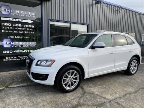 2009 Audi Q5 for sale at Chehalis Auto Center in Chehalis WA