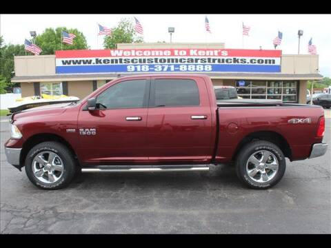 2018 RAM Ram Pickup 1500 for sale at Kents Custom Cars and Trucks in Collinsville OK