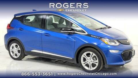 2020 Chevrolet Bolt EV for sale at ROGERS  AUTO  GROUP in Chicago IL