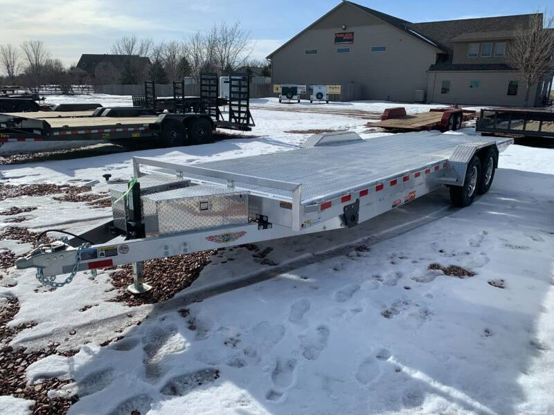 2021 H&H EXA Speedloader 24' #8750 for sale at Prairie Wind Trailers, LLC in Harrisburg SD